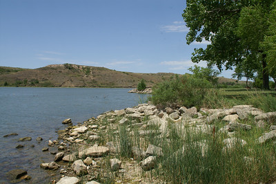 Clark State Fishing Lake