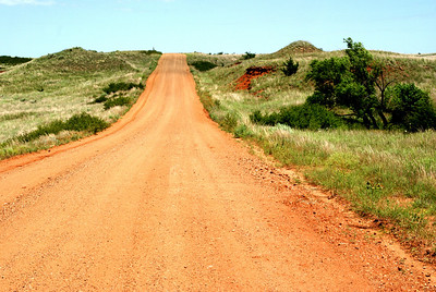 Red Hills - northeast Comanche County