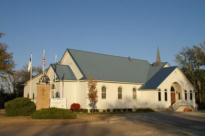 Church in Pierceville