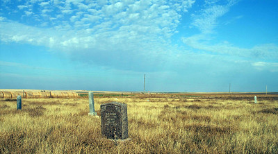 Eminence Cemetery - Northeast Finney County