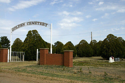 Golden Cemetery - southwest Grant County