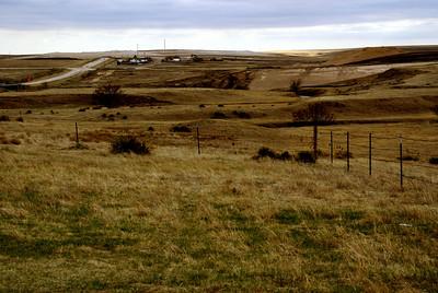 Horsethief Reservoir construction - west of Jetmore