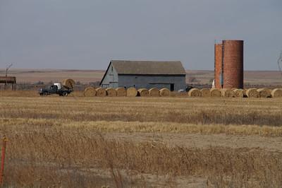 Farm southwest of Lakin