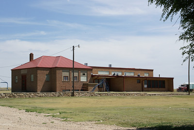 School building in Alamota