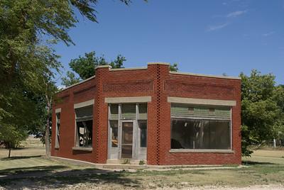 Former bank in Alamota