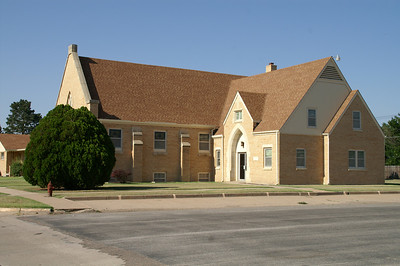 Methodist Church in Fowler
