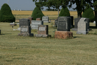 Utica Cemetery - northwest Ness County