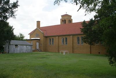 St Mary's Catholic Church at Loretta