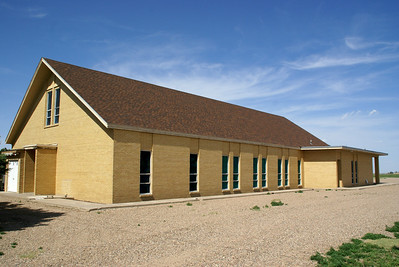 Scott Mennonite Church - northwest Scott County