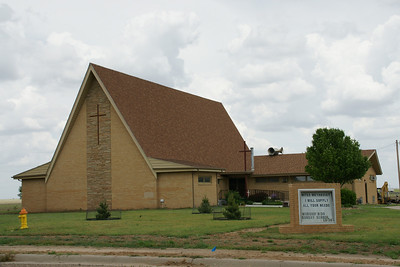 United Methodist church in Kismet