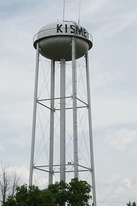 Kismet water tower