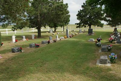 O'Dea Cemetery - northeast Stevens County