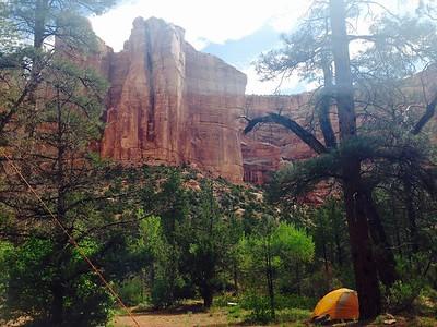 Wilderness Volunteers: 2016 Dark Canyon Wilderness (Trail Building) Service Trip