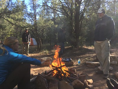 Wilderness Volunteers: 2017 Dark Canyon, Manti-La Sal National Forest Service Trip