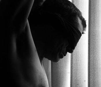 Waiting for my Valentine  - Paul Watson Dark Photography