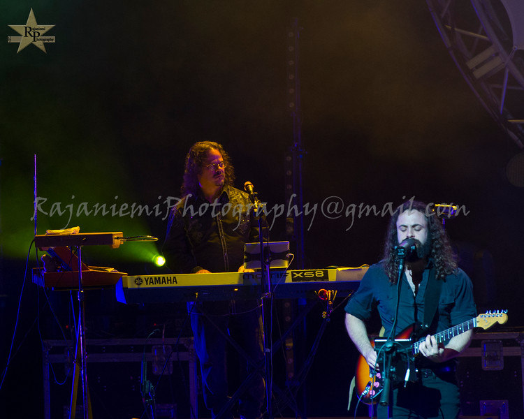 Steve Katsikas and Karsten Nelson
