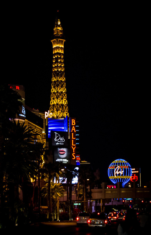 Paris in Vegas