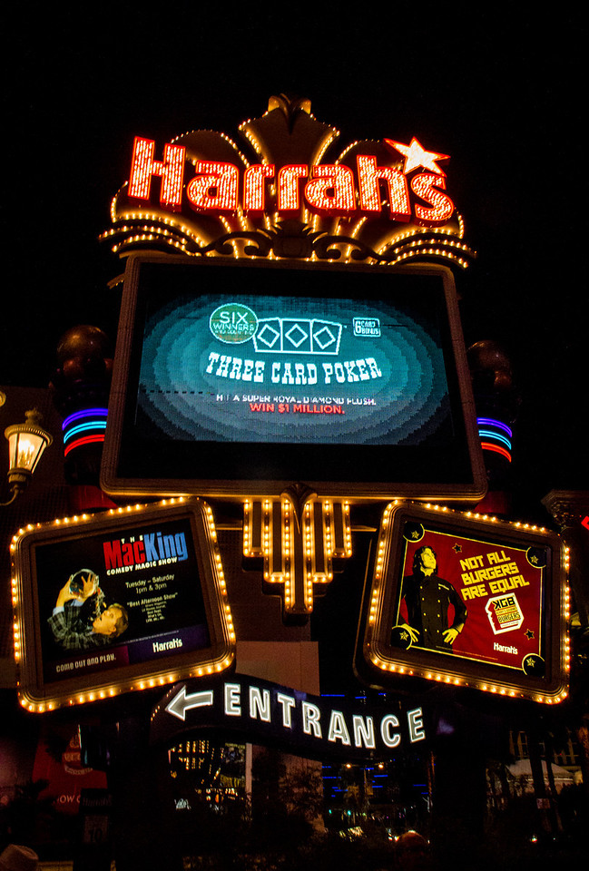 Welcome to Harrah's