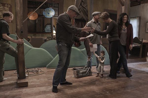 Deadman hanging Pat crew Monica
