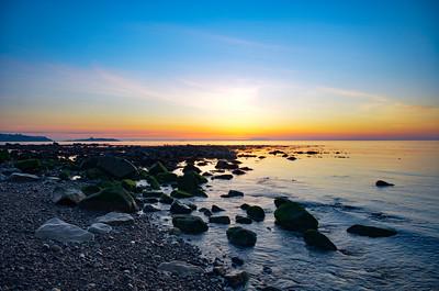 Darkness into light 2020 Killiney Beach