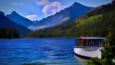 Glacier National Park - Prayer Lake