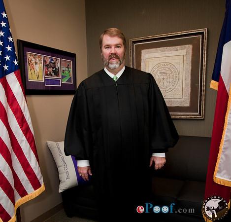 Judge Lance Baxter 2013
