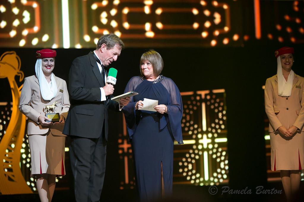Derek Thompson with Michelle Morgan