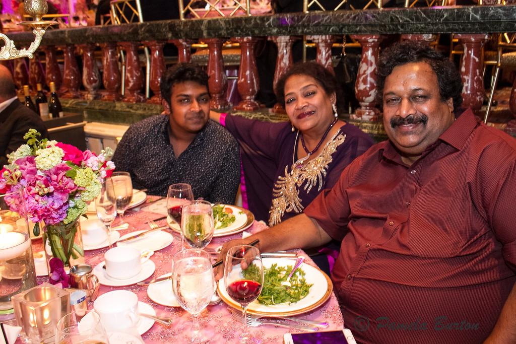 Satya and family