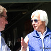 Tommo and Bob Baffert