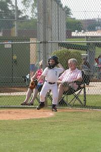 Tigers Baseball 8yrs old Levee