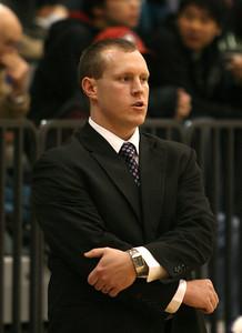 Darlington Head Coach Josh Hembree