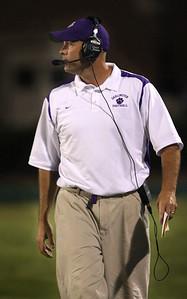 Darlington Head Coach Tommy Atha