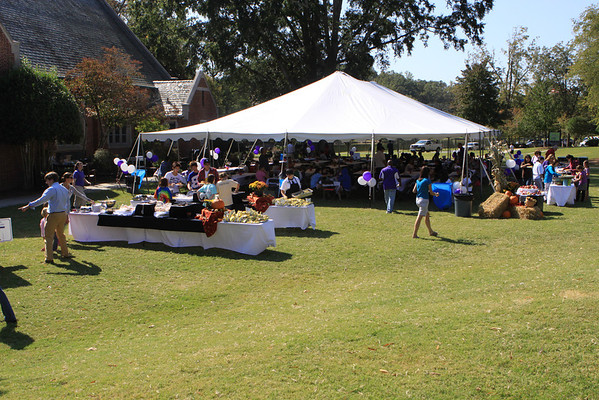 Alumni and Friends Cookout