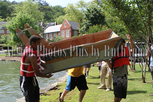 Physics Boat Race
