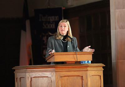 Darlington Author Visit