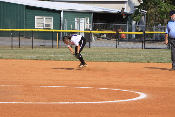 Darlington Varsity Softball 2011