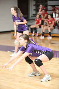 Darlington JV Volleyball