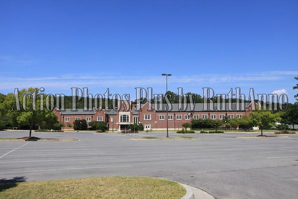 Darlington Buildings around campus
