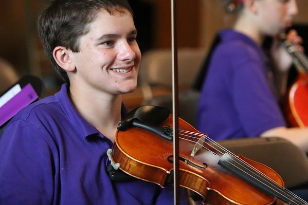 Orchestra Concert 30 Apr 2015