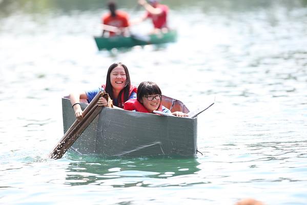 Physics Boat Race 8 May 2015