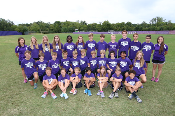 DMS Cross Country Group and Individual pictures 2015