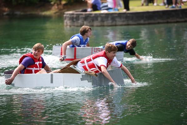 Physics Boat Race 2016