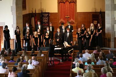 Spring Chorus Concert 2016