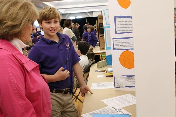5th Grade Science Fair 2017April7