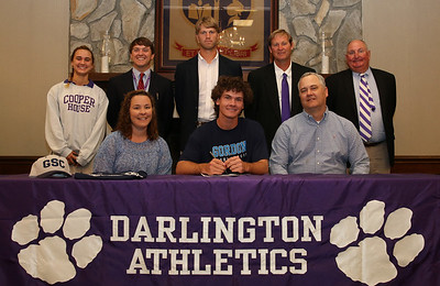 college signing Cal Fuller