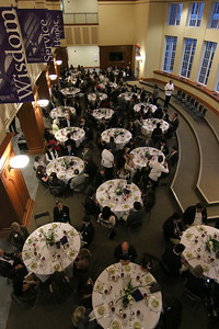 DS Trustee Dinner with 2017 seniors