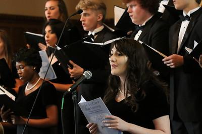 Spring Choral Concert 2017