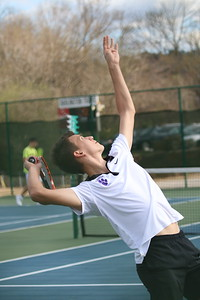 Tennis varsity boys 2017