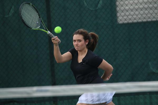 Tennis varsity girls