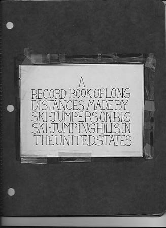 Carl Darovich US Records Log